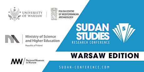 5th Sudan Studies Research Conference: Warsaw Edition tickets