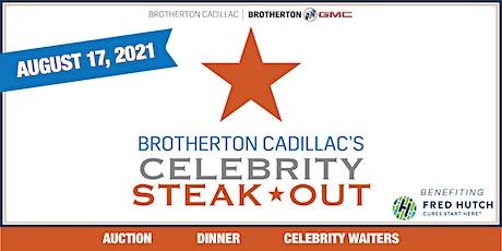 Celebrity Steak-Out 2021 tickets