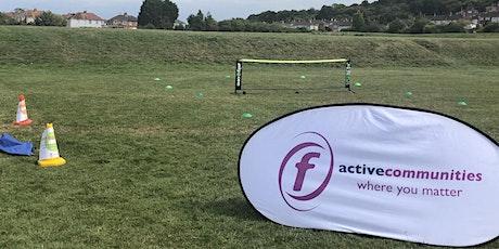 KGV Community Centre - Free Summer Multi-Sports Activities tickets