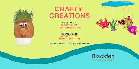 Crafty Creations tickets