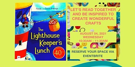 Story and Craft - Lighthouse Keeper's Lunch tickets