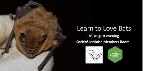 Learn to Love Bats tickets