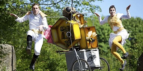 Tales from Nature: Pif Paf Bee Cart tickets