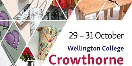 Contemporary Craft & Design Fair - CROWTHORNE tickets