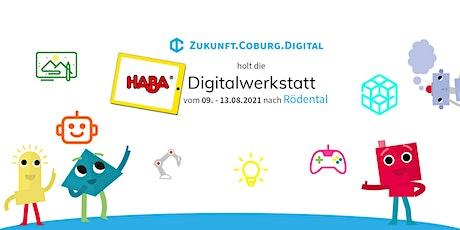 Pop Up HABA Digitalwerkstatt Tickets