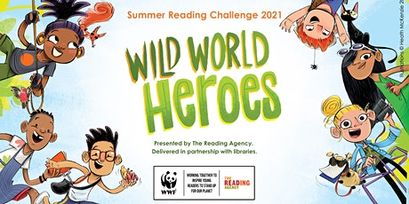 DanceWest: Summer Reading Challenge session @ Shepherd's Bush Library tickets