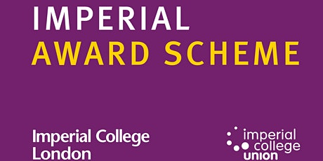 Imperial Award Student Mentoring Session tickets
