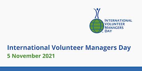 Volunteer Management Forum tickets