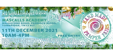 Paddock Wood Christmas Fair tickets