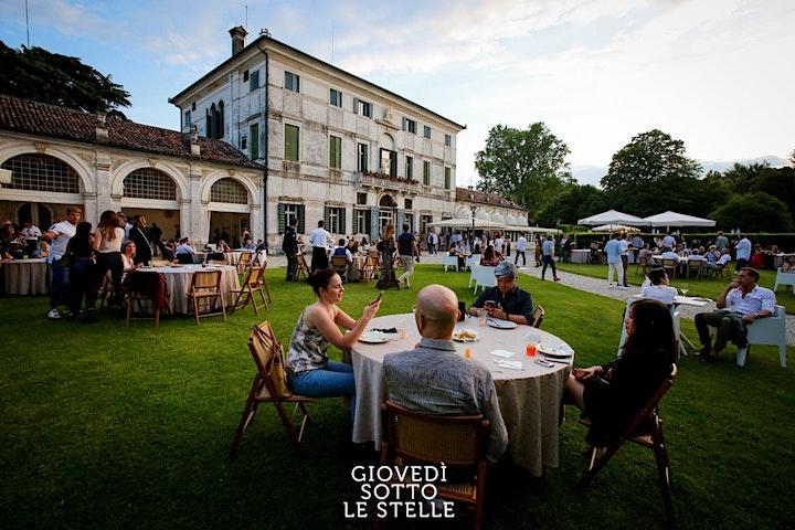 Immagine GIOVEDI' SOTTO LE STELLE - Villa Condulmer 29 Luglio