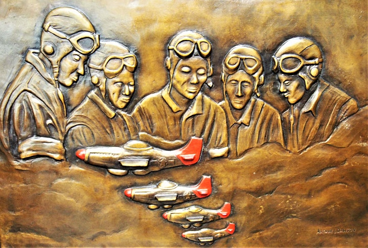 Tuskegee Airmen Memorial Events  -  August 26th, 27th  & 28th image