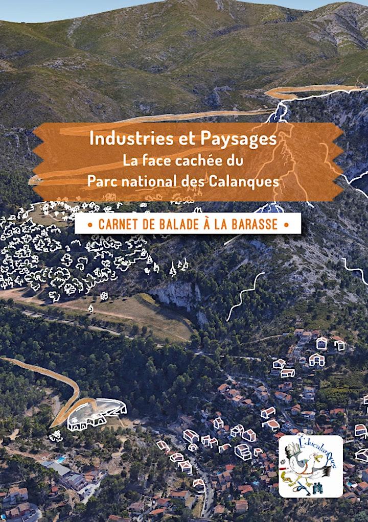 Image pour Le carnet «Industries et Paysages, la face cachée du Parc national»