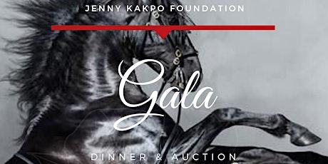 Enregistrement, Dépôts Dossiers de Financement, Jenny KAKPO Foundation 2022 billets