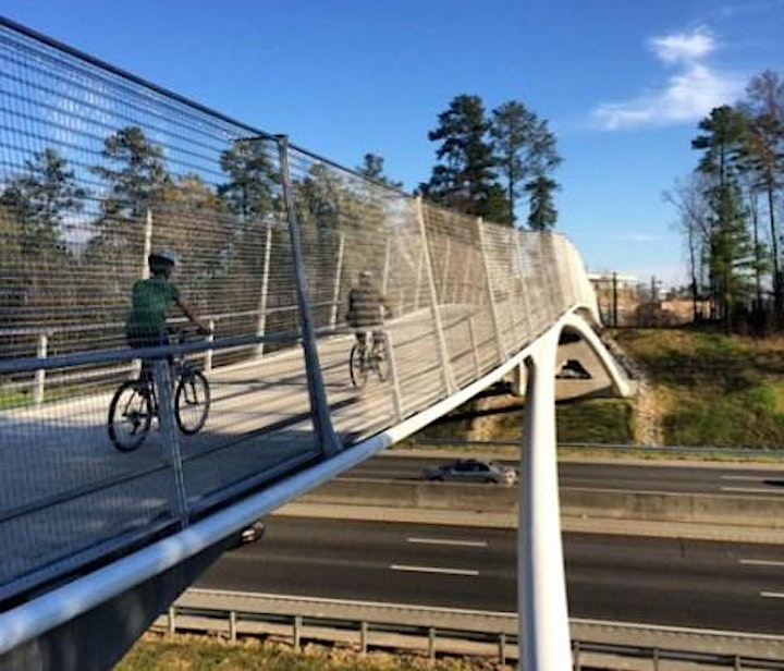 Monthly Community Conversation with Oaks and Spokes - Triangle Bikeway image