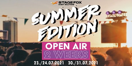 Summer Edition 2021 Tickets