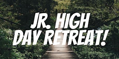 Jr. High Day Camp billets