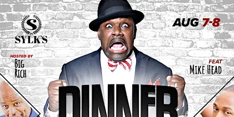 Dinner and Comedy Starring Rodney Perry tickets