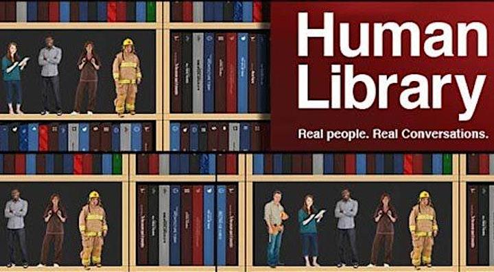 Windrush 'Human Library' Performance image