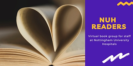 NUH Readers Lunchtime Book Group tickets