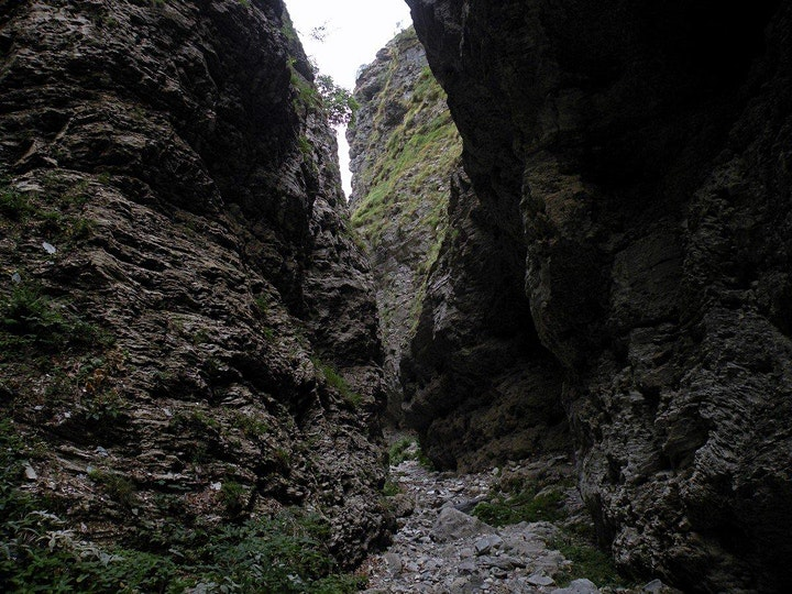 """Immagine Escursione sul sentiero """"Camilla"""" e le gorge della Reina"""