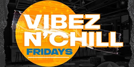Vibez N Chill Fridays at WXYZ Lounge inside Aloft Meadowlands tickets