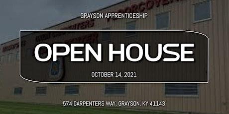 IKORCC Grayson Open House tickets