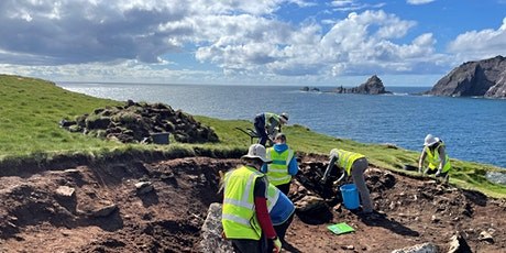CHERISH project; Understanding climate change impacts on coastal heritage tickets