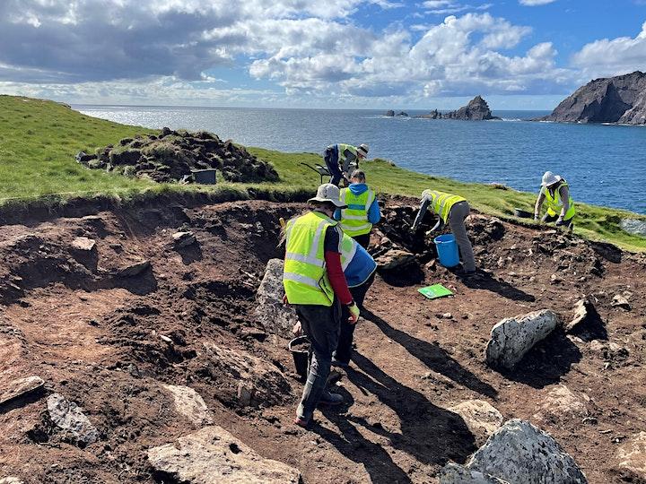 CHERISH project; Understanding climate change impacts on coastal heritage image