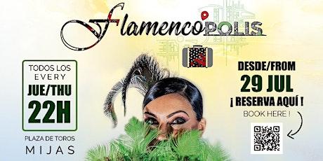 Flamencopolis 2021 entradas