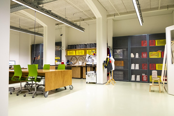 Afbeelding van Snelcursus basisapparatuur Makerspace CODA ExperienceLab