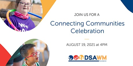 DSAWMF Connecting Communities Capital Campaign Launch tickets