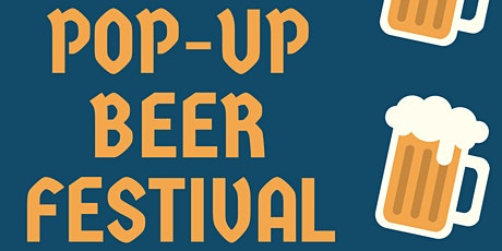 St Mary's Church Pop-up Beer Festival 2021 tickets