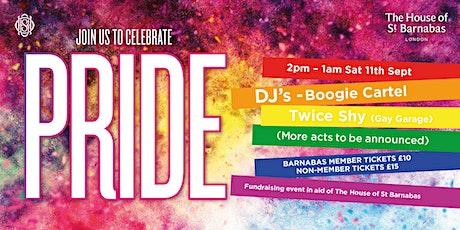 Pride Party! tickets