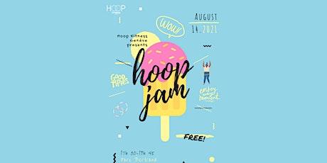 Hoop Jam @ Parc Bertrand tickets