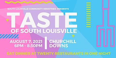 Taste of South Louisville tickets