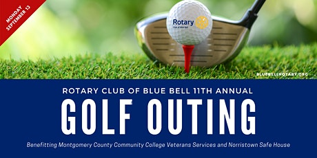 Blue Bell Rotary Annual Golf Outing tickets