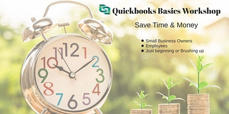 Quickbooks Basics Workshop tickets