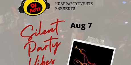 SILENT PARTY VIBES tickets