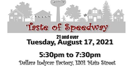 Taste of Speedway 2021 tickets