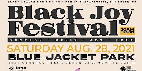 Black Joy Festival tickets