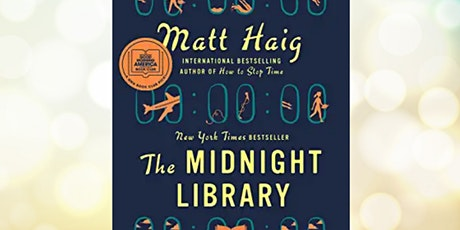 The Midnight Library Book Club Chat tickets