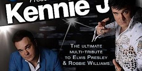 Robbie Vs. Elvis by Kennie J tickets