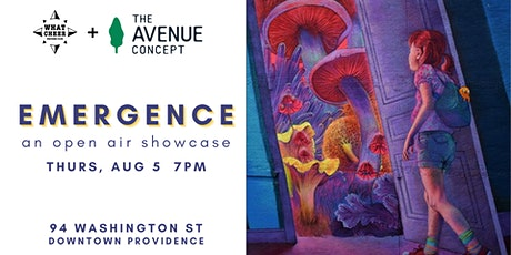 Emergence: An Open Air Showcase tickets