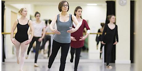 Ballet Class tickets