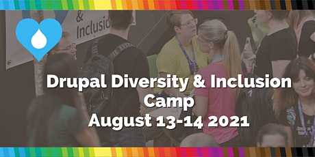 Drupal Diversity & Inclusion Camp tickets