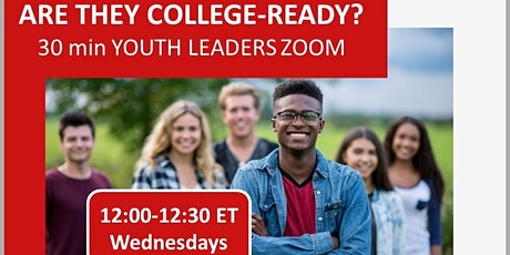 Youth Leader Q&A - Every Student Sent tickets