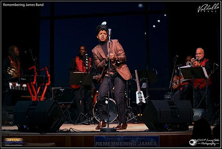 Remembering James- The Life and Music of James Brown arrives in Queens, NY image