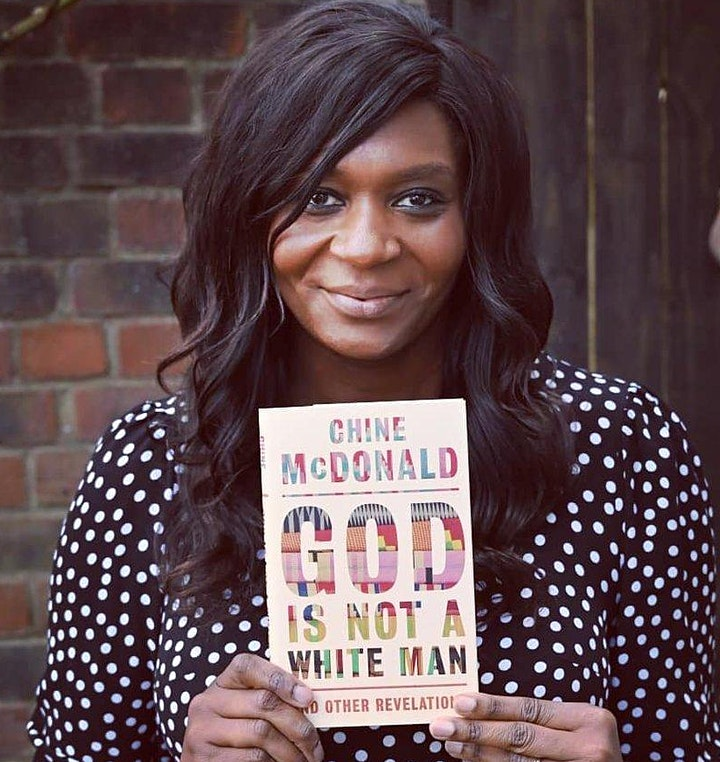 2021 Micah Lecture - Chine McDonald: God is Not a White Man image