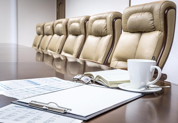 CRYPTO BOARDROOM  - FIRST TUESDAY image