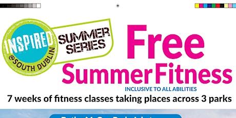 Free Park Yoga (Tallaght, Fettercairn) tickets